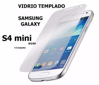 Vidrio Templado Protector Samsung Galaxy S4 Mini Rosario