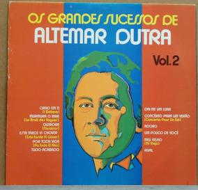 Lp (214) Altemar Dutra - Os Grandes Sucessos Vol. 2