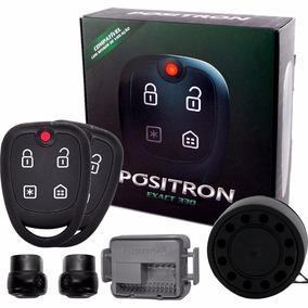 Alarme Automotivo Carro, Positron Ex Exact 330 Universal