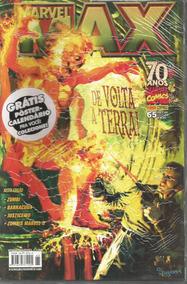 Marvel Max 65 Com Poster - Panini - Bonellihq Cx17 C19