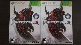 Prototype 2 Xbox 360 Nuevo Sellado