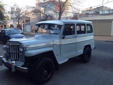 Estanciera Ika.mod 1962.motor Indenor Xd3 Turbo 2.5 Diesel.
