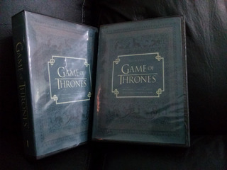 Game Of Thrones Combo Temporadas 1,2,3,4,5,6,7 Y 8 En Dvd!