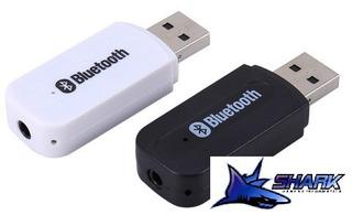 Usb Receptor Bluetooth P2 Celular,som,carro Preto