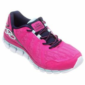 Tênis Feminino Olympikus Diffuse Rosa Pink Original