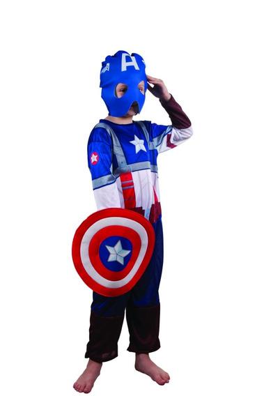 Disfraz Capitan America Original