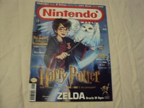 Revista Nintendo World Dez 2001 Número 40 Capa Harry Potter