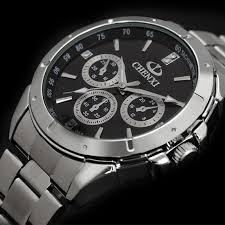 Relógio Chenxi Top Marca De Luxo (2017)