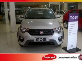 Fiat Mobi Way 0km 2018 Anticipo Y Cuotas En $