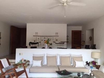 Rdr374937-294 Punta Ixtapa Departamento En Renta