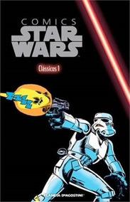 Star Wars Clássicos Planeta Deagostini Nº 1 - Encadernado