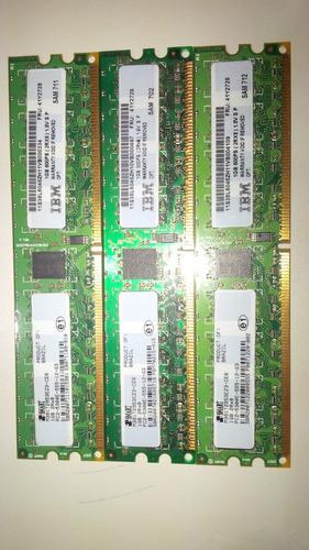 Ibm-memoria 1gb Pc25300 Ecc Sdram Dimm(41y2728)