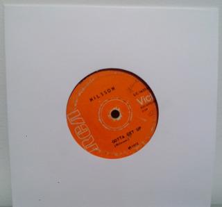 Nilsson - Gotta Get Up - 1972 - Compacto