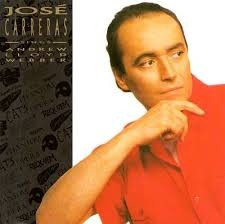 Cd José Carreras - Sings Hits Andrew Lloyd Webber