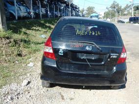 Honda Fit Lxl Lataria/mecânica/vidro/acessórios