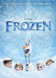 Poster Grande Hd Filme Frozen 50cmx70cm Aventura Congelante