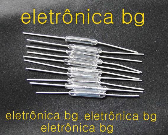 Sensor Interruptor Magnetico Reed Switch Na Arduino Com 10