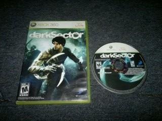 Dark Sector Para Xbox 360,excelente Titulo