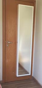 Armário Atrás Da Porta - Double Door Mbr 7.5 - Com Espelho.