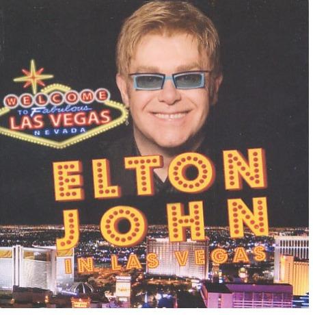 Elton John - In Las Vegas - Cd -