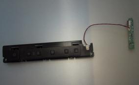 Painel De Botões + Sensor Cr Tv Philips 39pfl3508g_78