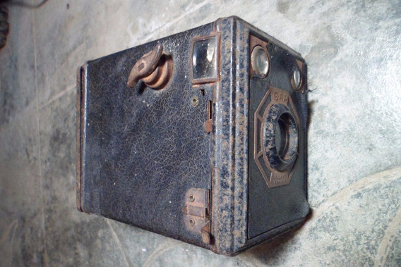 Maquina Fotografica Antiga Gap(não É Yashica,kapsa)
