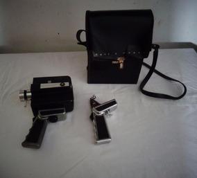 Belll & Howell Filmadora Antiga Howard 8mm