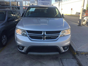 Dodge Journey 5p Sxt 2.4l Aut 7 Pasj 2011