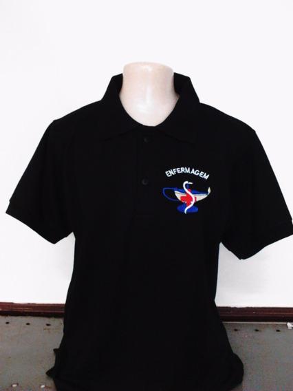 06 Camisas Polos - Bordada - Uniforme - Sua Logomarca