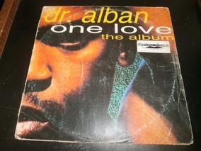 Capa Lp Dr. Alban - One Love - The Album, Disco Vinil - Obs