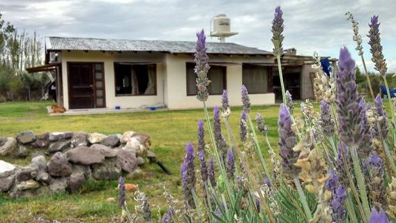 Cabaña En San Rafael Mza Tipo Casa Quinta Privada
