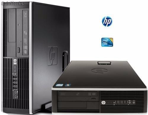 Pc Cpu Hp 8000 Elite Core 2 Duo 8gb Ddr3/ Hd 500gb