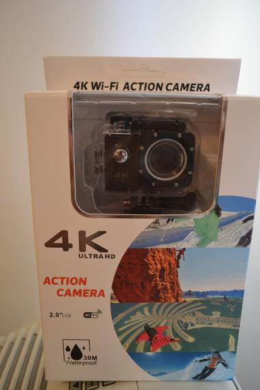 Camera Action Go Pro Estilo Profissional 4k Wi-fi