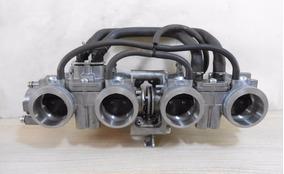 Corpo Injeção Honda Cbr 600 Rr - 2007 Á 2012 - Sem Sensores