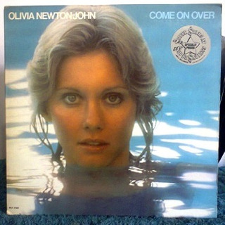 Lp / Olivia Newton John (1976) Come On Over (importado)