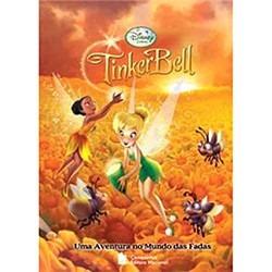 Livro: Tinker Bell - Uma Aventura No Mundo Das Fadas