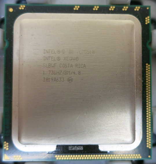 Intel Xeon Lc5518 Quad Core 1,73ghz 8mb Socket 1366