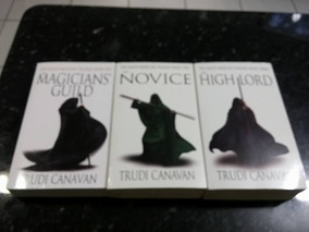 Livros Pockets - The Black Magician - 3 Vols!!!