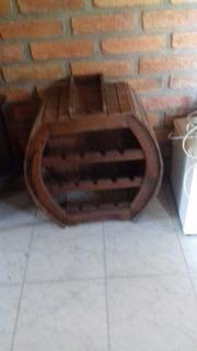 Bodega De Algarrobo Para 12 Botellas