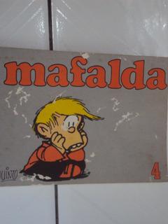 Mafalda 4 (sebo Amigo)