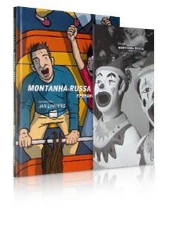 Livro Infanto-juvenil Montanha-russa