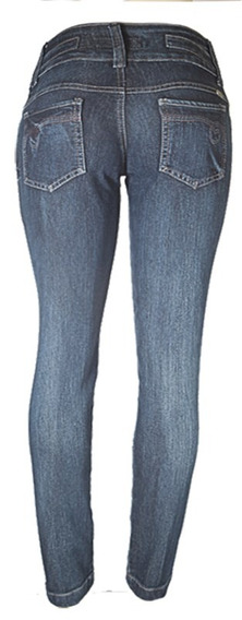 Calça Jeans Feminino Sisal Tam 36 Ref 1502
