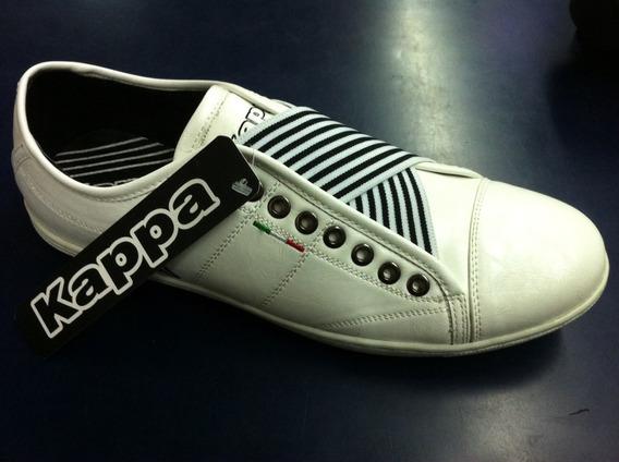 Zapatillas Kappa Elastizadas 39/44 Promocion Local Microcent