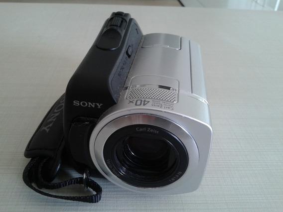 Filmadora Sony Handycam Dcr-sr45 Zom Óptico 40x