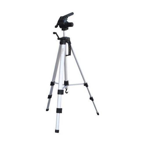 Tripé Camera Digital Profissional Com Nível 1.6 Mt - Stc360