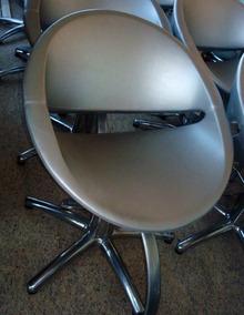 3 Cadeiras Hidraulicas Para Salão De Beleza Semi-novas
