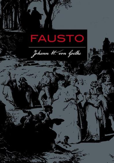 Livro Fausto Johann W Goethe Literatura Estrangeira Poesia