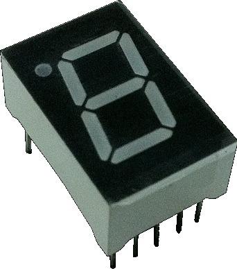 3x Displays 7 Segmentos Vermelho Pic Arduino Anodo C. 5161a