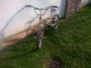 Bicicleta Bmx ¡¡cromada!! Robinson
