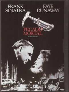 Pecado Mortal Dvd Frank Sinatra Faye Dunaway The First Deadl